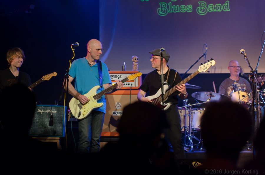 West Allison Blues Band